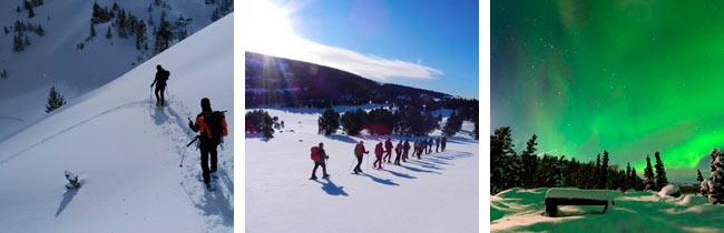Raquetas de nieve - Muntania Outdoors - Natura i Aventura - Nanuk Experience