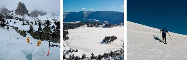 Raquetas de Nieve - Guies Ama Dablam - Arawak Viajes - Carles Gel Expedicions