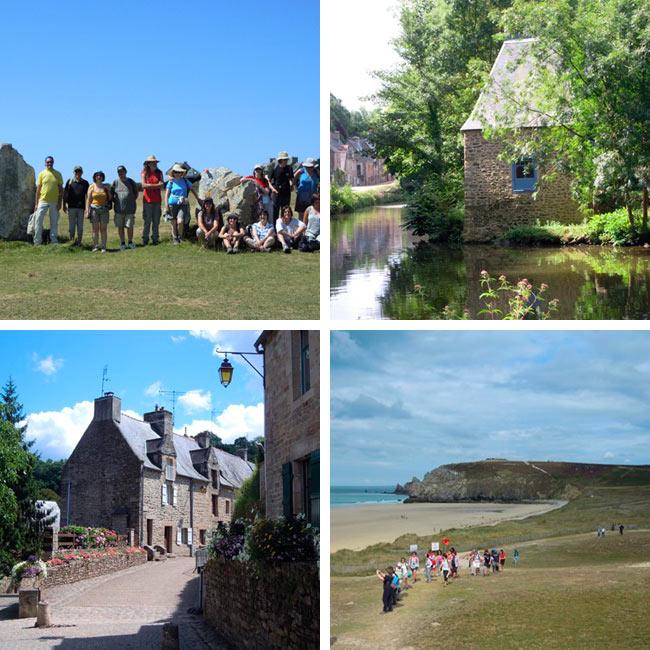 Bretaña y Normandía. Naturaleza y cultura en el Finisterre francés