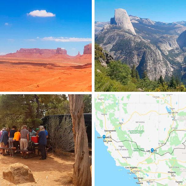 Senderismo en EE.UU: El Gran Plateau de Colorado con TABEI ADVENTURES