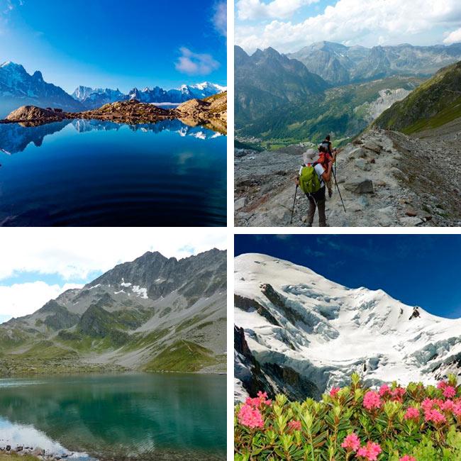 Senderos de los Alpes