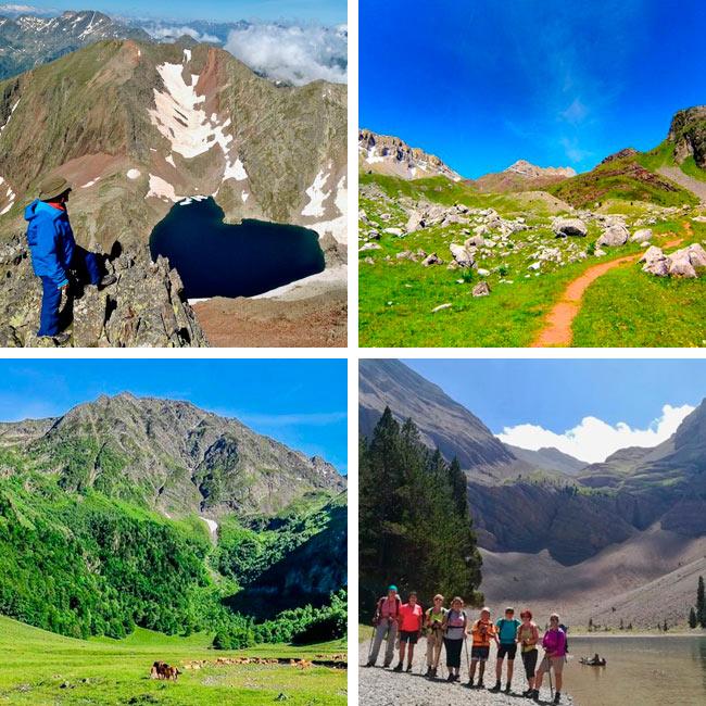 Ven a disfrutar de la naturaleza y las montañas este verano