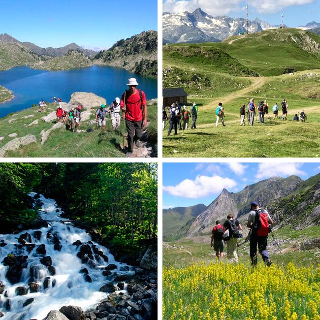 CAMINS, Mountain Travel Agency, organiza la segunda edición del Festival de Senderismo de la Val d'Aran
