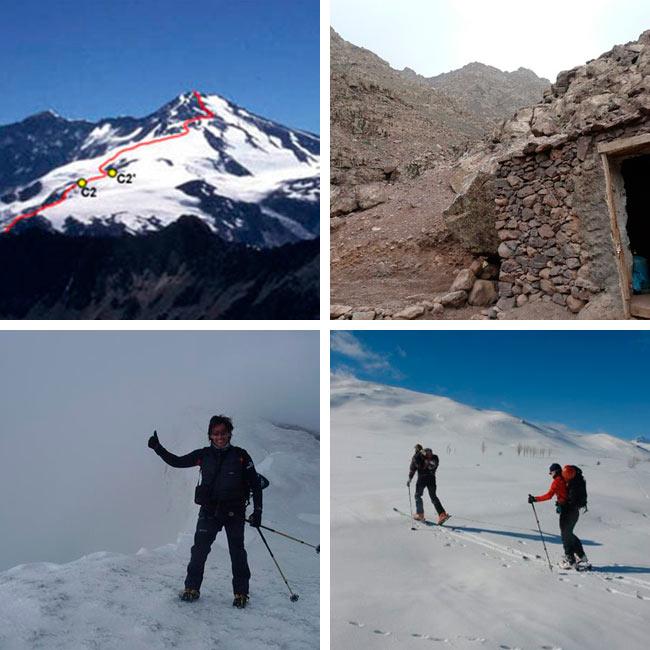 Ascenciones con Carles Gel Expedicions