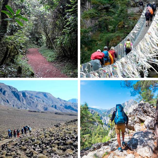 viajes de trekking con Nomadatrek