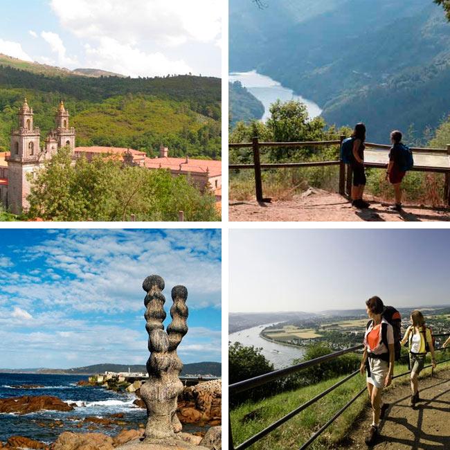 Caminos de Santiago y Alemania Romántica con Tee-Travel