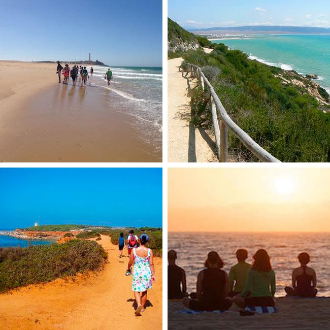 Camino de Cádiz con Vacaciones Desconecta