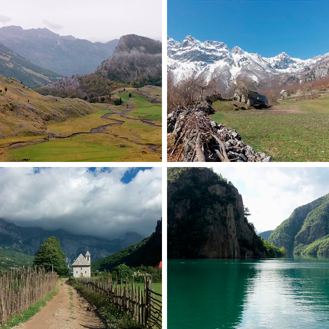 Trekking Integral Albania 8 dias con Viajes Iliria