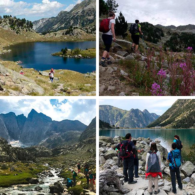 Senderismo en los Pirineos (Valle de Arán, Gavarnie y Pirineo Francés)