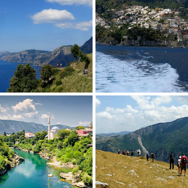 Costa Amalfitana / Croacia