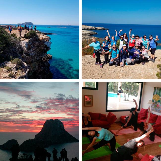Senderismo por Ibiza